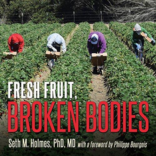 Fresh Fruit, Broken Bodies audiobook cover art