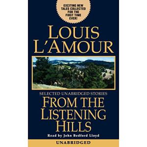 From the Listening Hills audiobook cover art