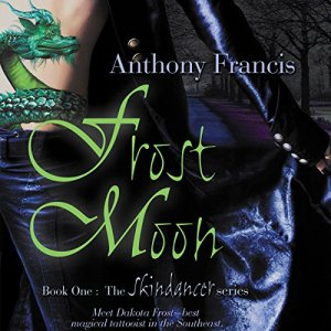 Frost Moon audiobook cover art