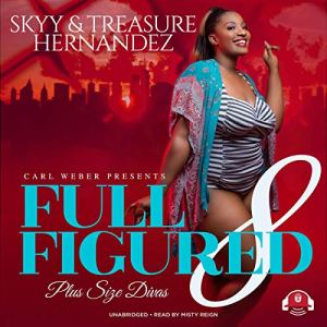 Full Figured 8 audiobook cover art