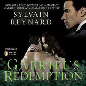 Gabriel's Redemption audiobook cover art