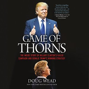 Game of Thorns audiobook cover art