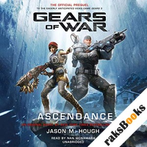 Gears of War: Ascendance audiobook cover art
