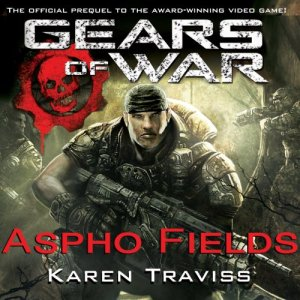 Gears of War audiobook cover art