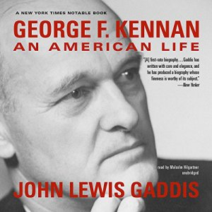 George F. Kennan audiobook cover art