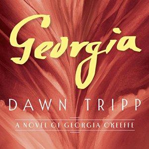 Georgia audiobook cover art