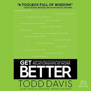 Get Better audiobook cover art