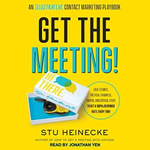 Get the Meeting! audiobook cover art