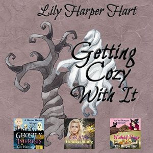 Getting Cozy with It audiobook cover art