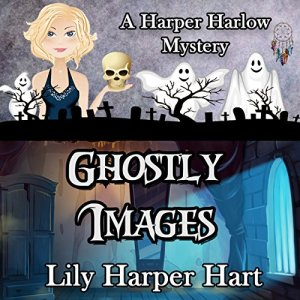 Ghostly Images audiobook cover art