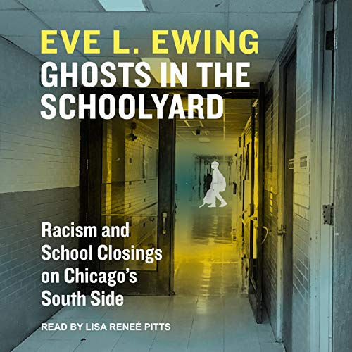 Ghosts in the Schoolyard audiobook cover art