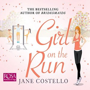 Girl on the Run audiobook cover art