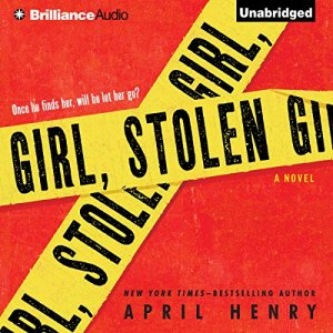 Girl, Stolen audiobook cover art