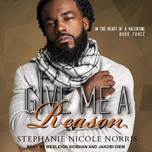 Give Me a Reason audiobook cover art