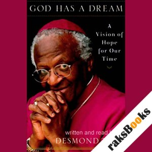 God Has a Dream audiobook cover art