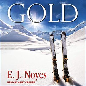 Gold audiobook cover art