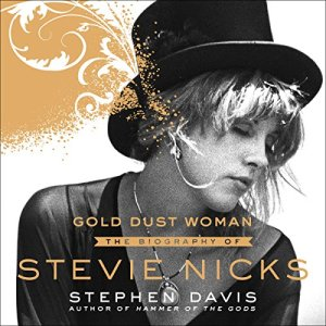 Gold Dust Woman audiobook cover art