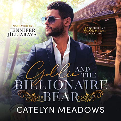 Goldie and the Billionaire Bear audiobook cover art