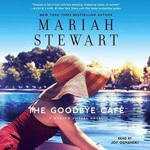 Goodbye Café audiobook cover art