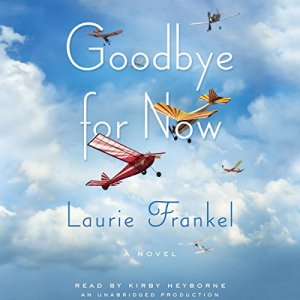 Goodbye for Now audiobook cover art