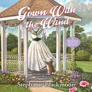 Gown with the Wind audiobook cover art