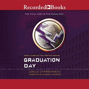 Graduation Day audiobook cover art
