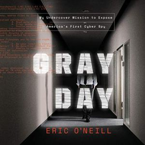 Gray Day audiobook cover art