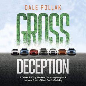 Gross Deception audiobook cover art