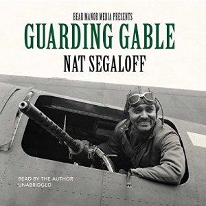 Guarding Gable audiobook cover art