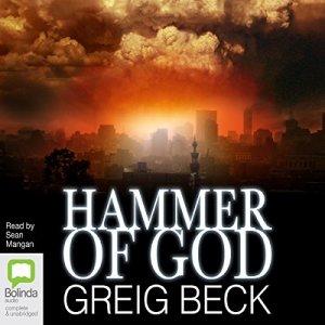 Hammer of God audiobook cover art