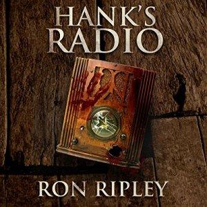Hank's Radio audiobook cover art