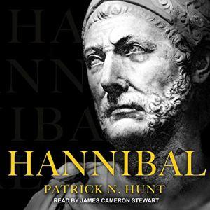 Hannibal audiobook cover art