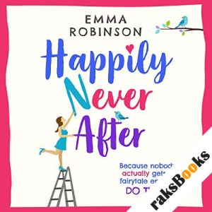 Happily Never After audiobook cover art