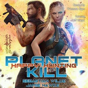 Happy Hunting (A Gamelit Dual Harem) audiobook cover art