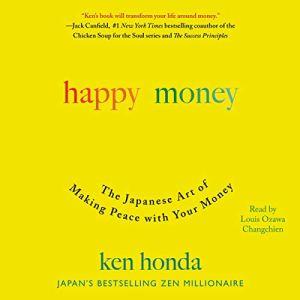 Happy Money audiobook cover art