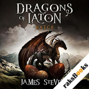 Hatch audiobook cover art