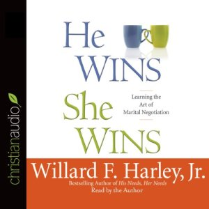 He Wins, She Wins audiobook cover art