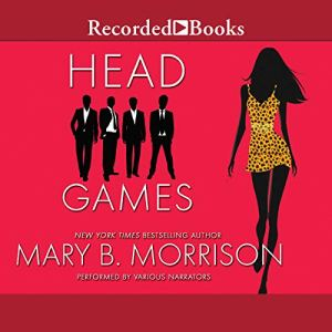 Head Games audiobook cover art