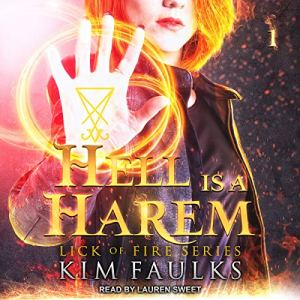 Hell Is a Harem, Book 1 audiobook cover art