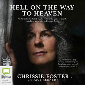 Hell on the Way to Heaven audiobook cover art