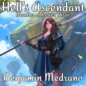 Hell's Ascendant audiobook cover art