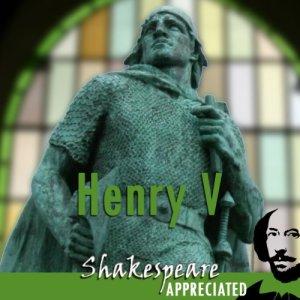 Henry V audiobook cover art