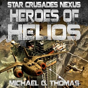 Heroes of Helios audiobook cover art