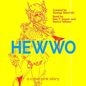 Hewoo audiobook cover art