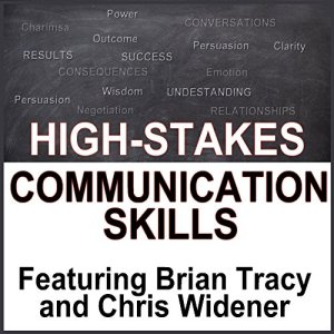 High Stake Communication Skills audiobook cover art