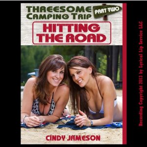 Hitting the Road, Part Two audiobook cover art