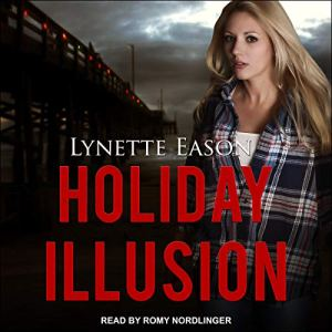 Holiday Illusion audiobook cover art