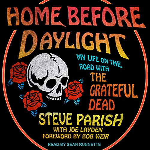 Home Before Daylight audiobook cover art