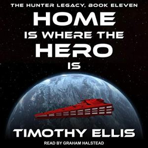 Home Is Where the Hero Is audiobook cover art