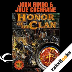 Honor of the Clan audiobook cover art